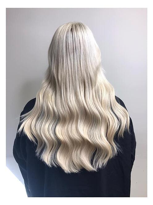 Best shampoo for blonde hair extensions