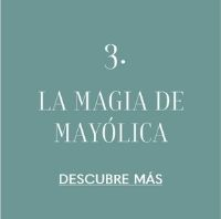 la magia de mayólica