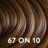 Pre-Bonded Two Tones 67on10