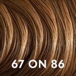 Pre-Bonded Two Tones 67on86