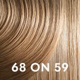 Pre-Bonded Two Tones 68on59