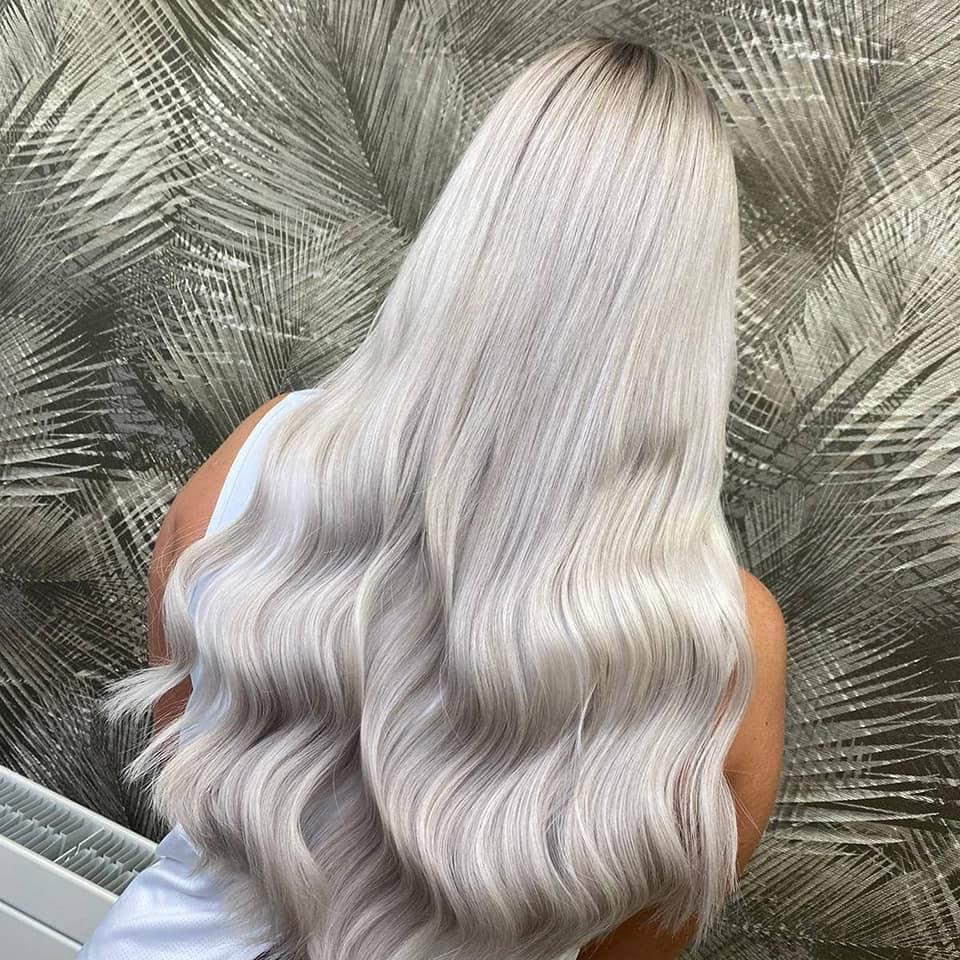 Alanna Loughran at Petra Carroll Hair (After)