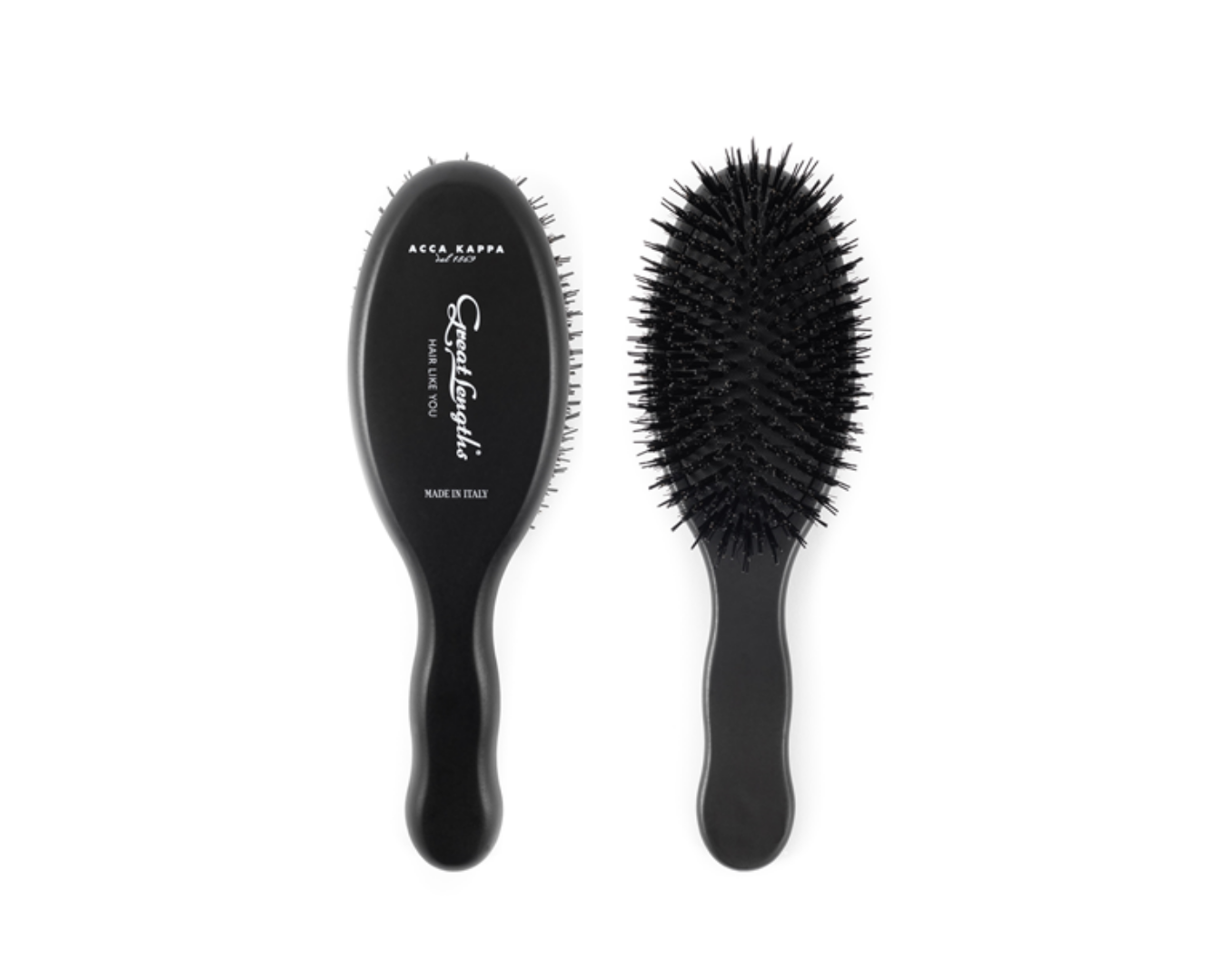 GL Brushes Oval hair extension Brush