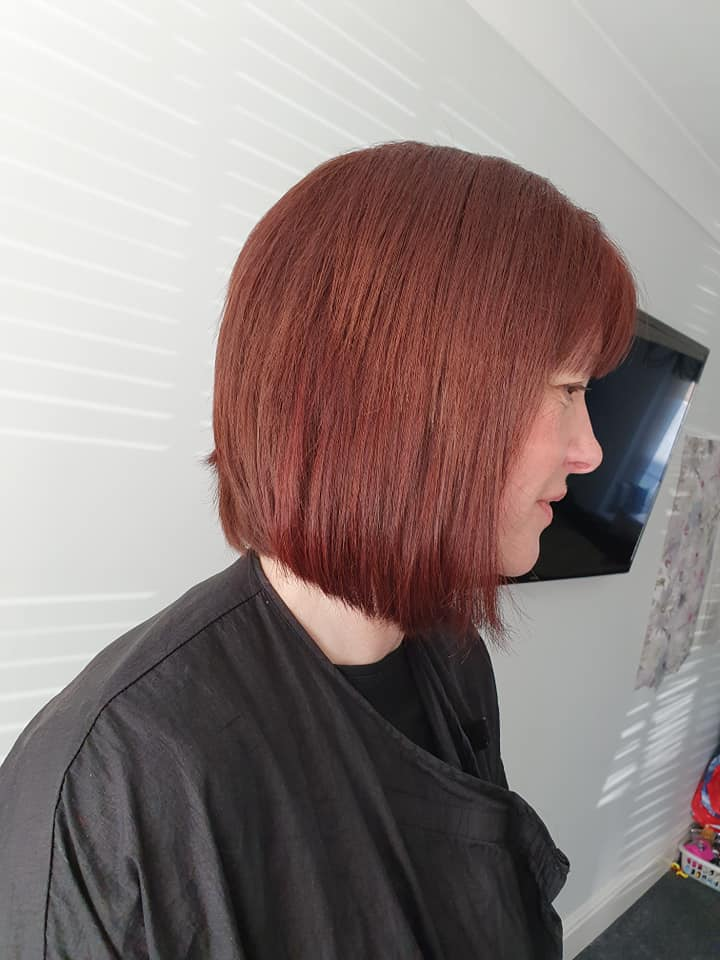 Joanne Fox At Joanne Fox Hair Extensions (After) - Best hair extension application