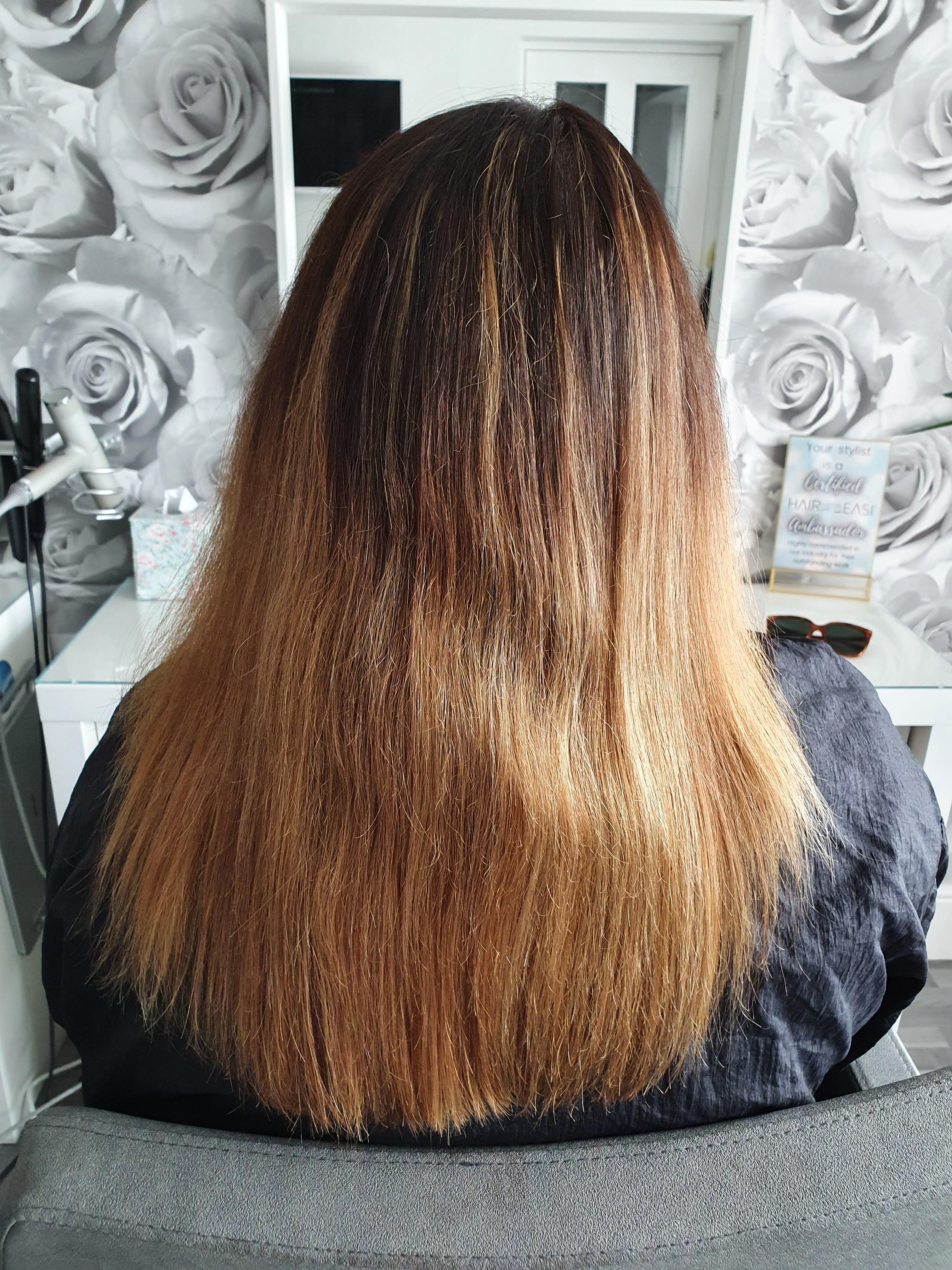 Joanne Fox at Joanne Fox Hair (Before) 2