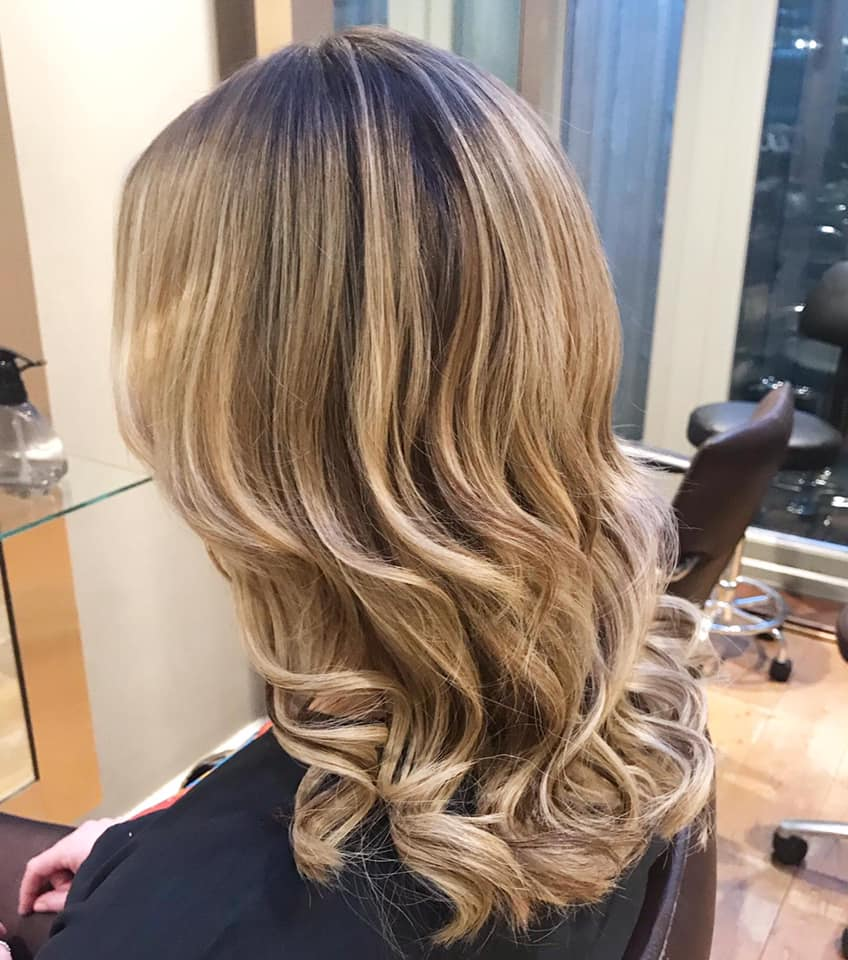 Kady Wright @ Blush Hair & Beauty (After 1) - Best hair extension application