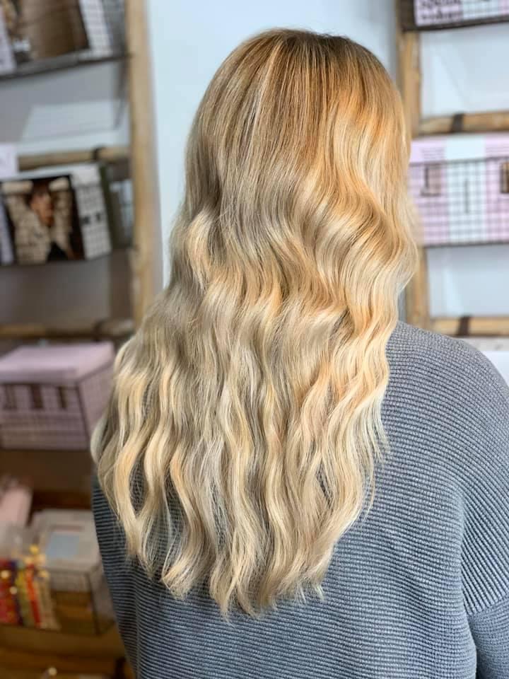 Katie Hemming @ Love Hair (After 3)