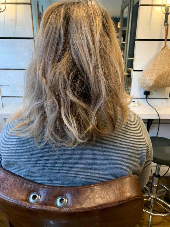 Katie Hemming @ Love Hair (Before 3)
