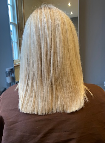 Kiki Simpson @ Air Hairdressing (After) - Best hair extension application