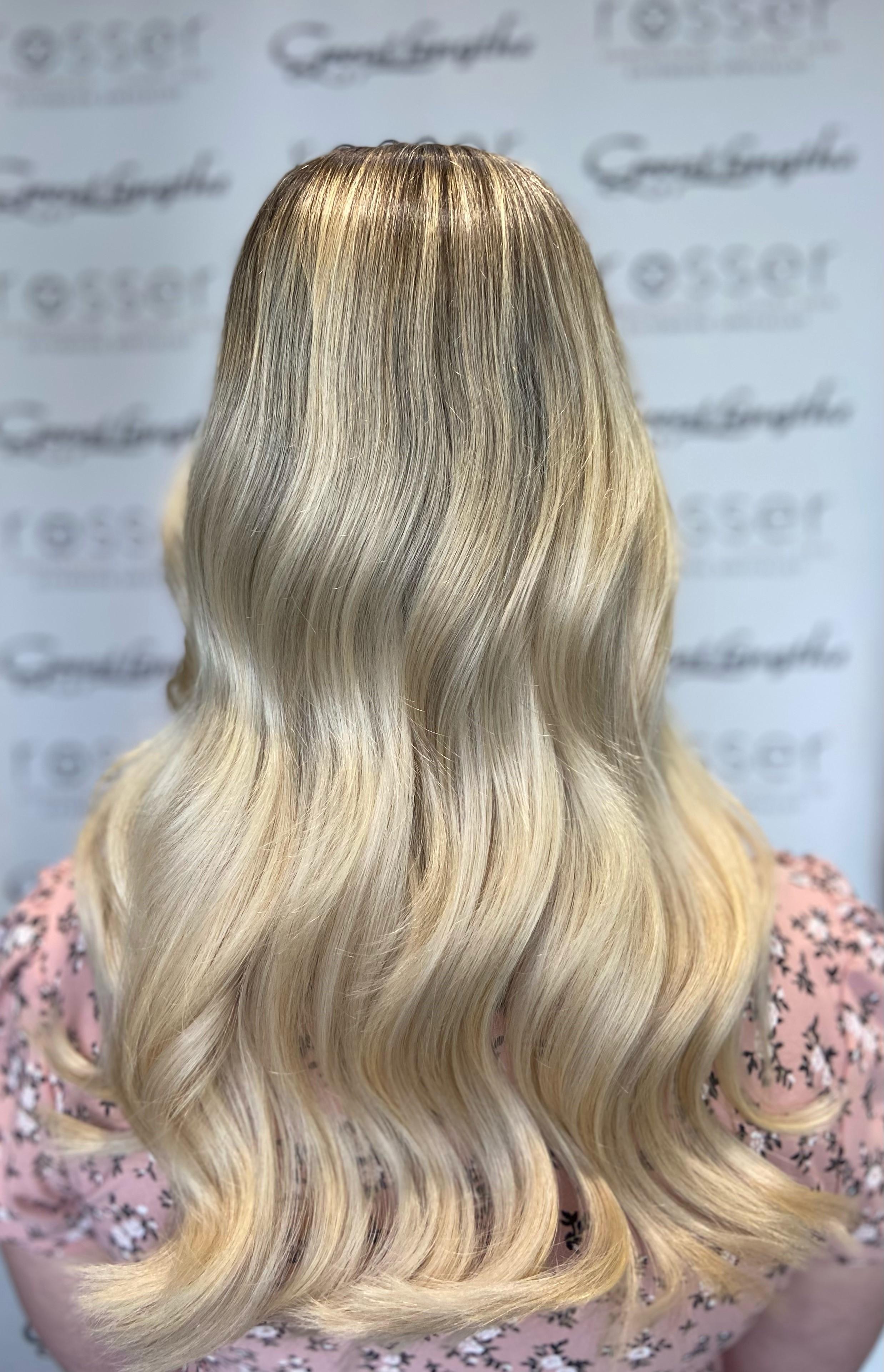 Mandy Delaney at Rosser Hairdressing (After)