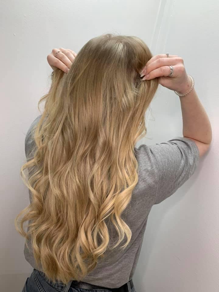 Melanie McDonald @ Melanies Hair & Beauty (After) - Best hair extension application