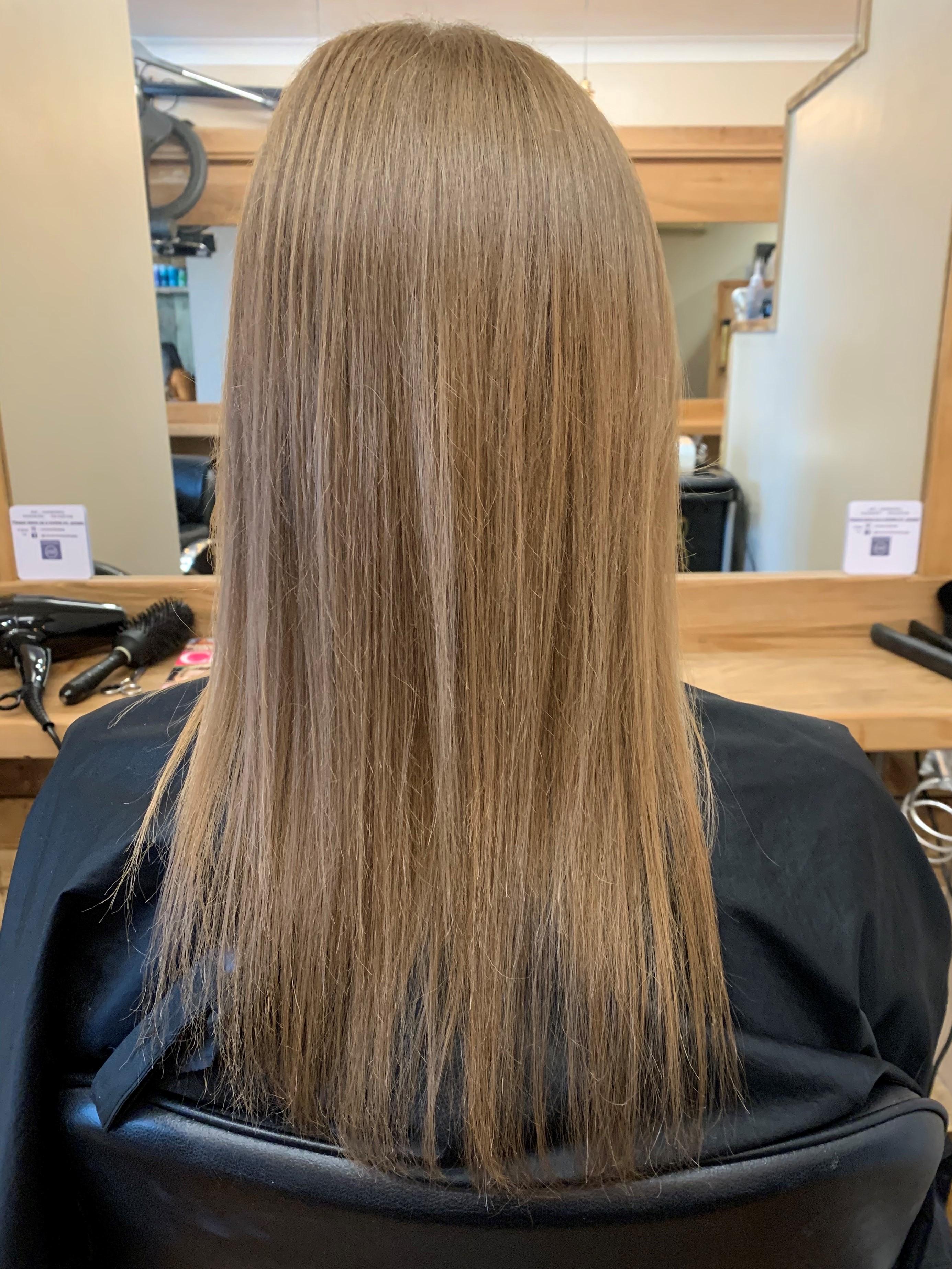 Pauline Hennigan @ Hairworks (Before0