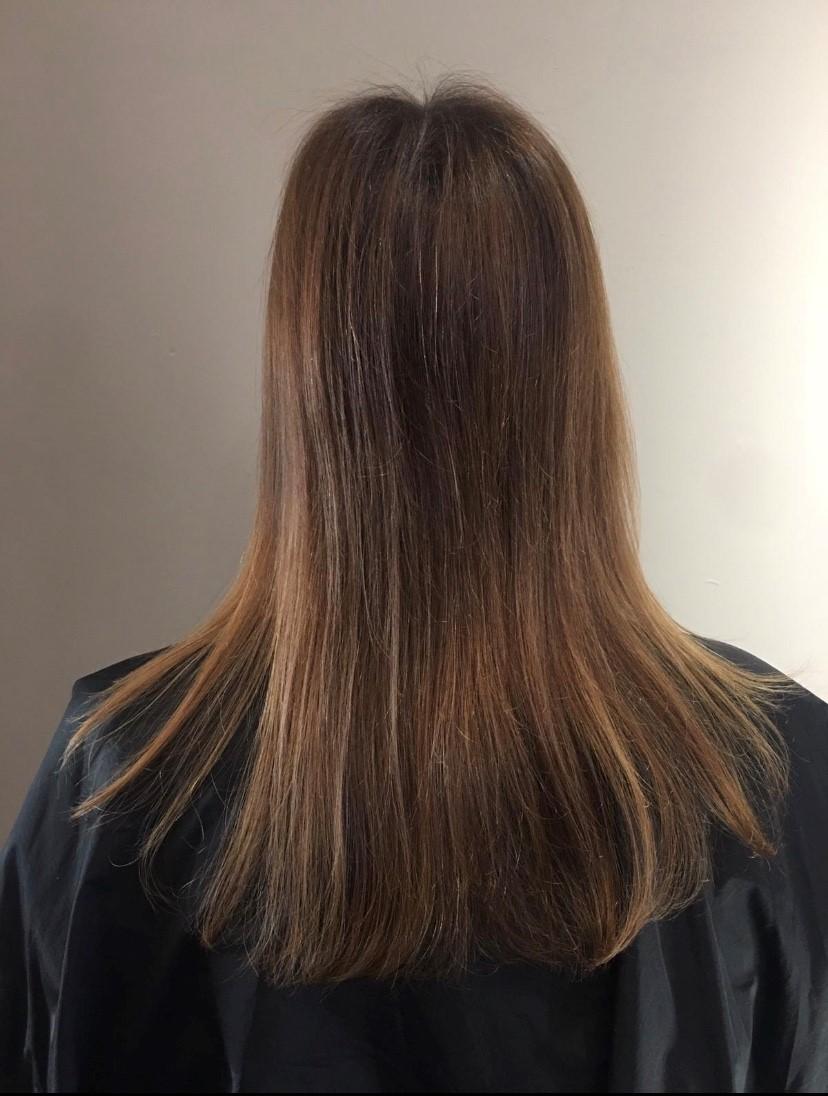 Rachel Prince @ Head Office Creative Hair Studios  (BeforE)