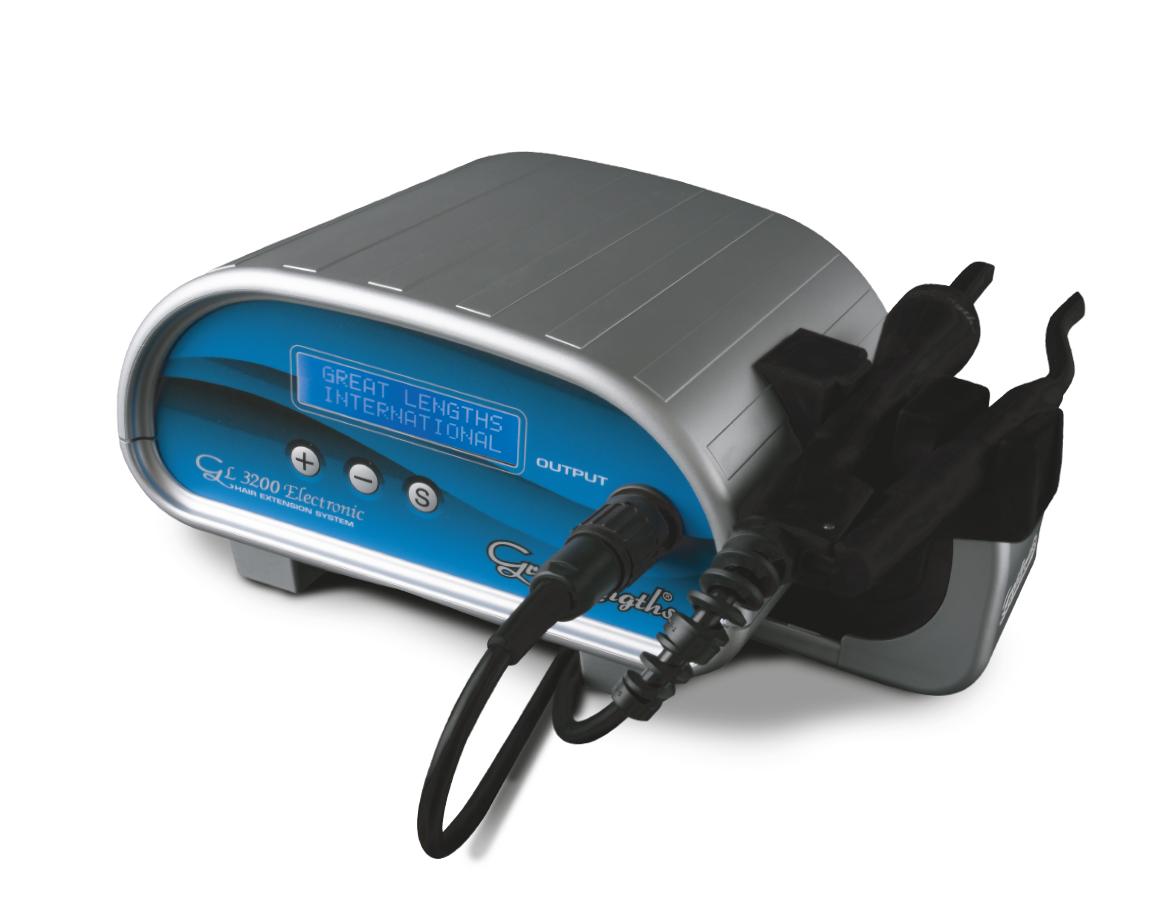 Technologies pour poser extensions de cheveux - GL 3200