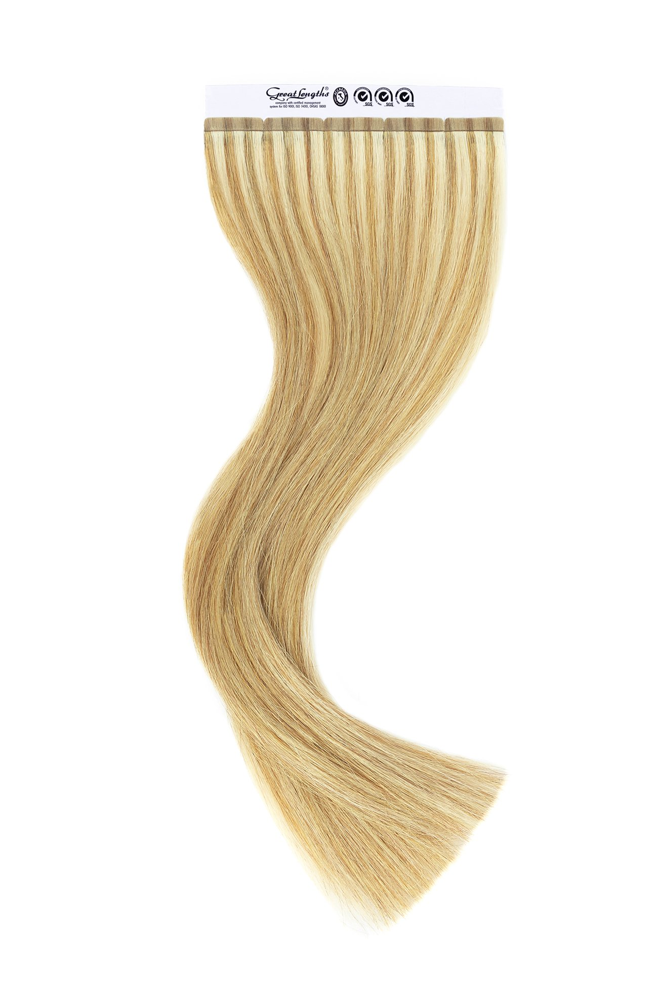 Extensiones adhesivas Great Lengths de calidad Remy